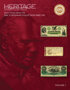 2017 November 1 - 2 Eric P. Newman VIII Currency Signature Auction - Dallas