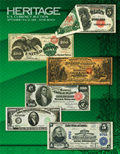 Catalog cover for 2016 September 7 - 12 Long Beach Expo Currency Signature Auction - Long Beach