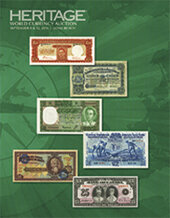 Catalog cover for 2016 September 8 - 12 Long Beach Expo World Currency Signature Auction - Long Beach