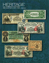 Catalog cover for 2017 April 26 - May 2 CSNS Currency Signature Auction - Chicago
