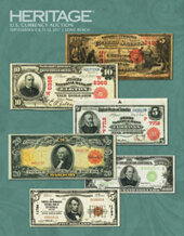 Catalog cover for 2017 September 6 - 12 Long Beach Expo Currency Signature Auction - Long Beach