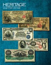 Catalog cover for 2018 January 3 - 9 FUN Currency Signature Auction - Tampa