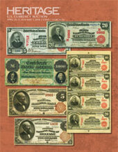 Catalog cover for 2018 April 25 - May 1 CSNS Currency Signature Auction - Chicago