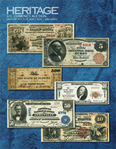 Catalog cover for 2019 January 9 - 14 FUN Currency Signature Auction - Orlando