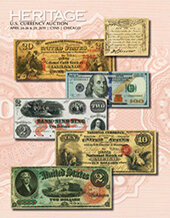 Catalog cover for 2019 April 24 - 29 Central States (CSNS) Currency Signature Auction - Chicago
