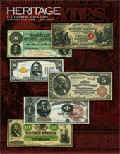 Catalog cover for 2019 September 4 - 9 Long Beach Expo US Currency Signature Auction - Long Beach