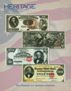 2020 June 5 The Pinnacle US Rarities Collection Long Beach Expo Currency Signature Auction - Dallas