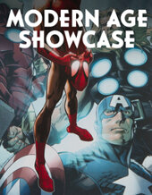 Catalog cover for 2021 August 26 Certified Modern Age Comics Showcase Auction
