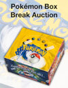 2021 June 15 Unlimited Base Set Booster Box Break Trading Card Games Showcase Auction