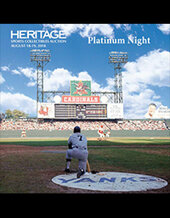 Catalog cover for 2018 August 18-19 Summer Platinum Night Sports Collectibles Auction