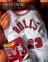 Catalog cover for 2020 October 3 Michael Jordan & Basketball Icons Sports Catalog Auction