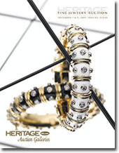 Catalog cover for 2009 December Signature Jewelry Auction