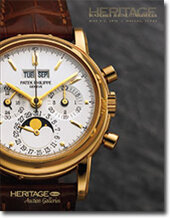 Catalog cover for 2010 May Signature Fine Timepieces Auction