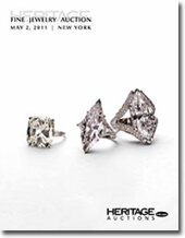 Catalog cover for 2011 May New York Signature Fine Jewelry Auction
