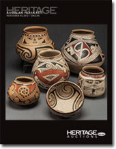 Catalog cover for 2012 November 10 American Indian Art Signature Auction - Dallas