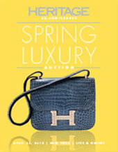 Catalog cover for 2013 April 28 Handbags & Luxury Accessories Signature Auction - New York