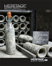 Catalog cover for 2013 March 29 Wine Signature Auction - Beverly Hills
