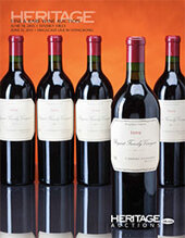 Catalog cover for 2013 June 14 Wine Signature Auction - Beverly Hills