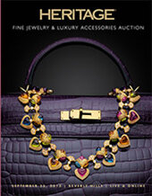 Catalog cover for 2013 September 23 Fine Jewelry & Luxury Accessories Signature Auction - Beverly Hills