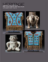Catalog cover for 2013 November 15 American Indian & Pre-Columbian Art Signature Auction - Dallas