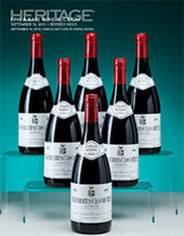 Catalog cover for 2013 September 13 Fine & Rare Wine Signature Auction - Beverly Hills