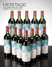 Catalog cover for 2014 September 12 - 13 Wine Signature Auction - Beverly Hills