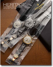 Catalog cover for 2014 May 22 Timepieces Signature Auction - New York