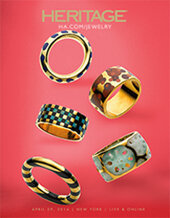 Catalog cover for 2014 April 29 Fine Jewelry Signature Auction - New York