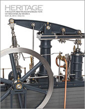 Catalog cover for 2014 May 28 The Glenn Reid Collection of Mechanical Models Signature Auction - Dallas
