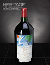 Catalog cover for 2014 June 13 - 14 Fine & Rare Wine Signature Auction - Beverly Hills
