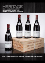 Catalog cover for 2014 December 5 - 6 Fine & Rare Wine Signature Auction - Beverly Hills