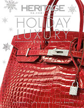 Catalog cover for 2014 December 8 - 10 Holiday Luxury Accessories Signature Auction - Dallas