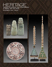 Catalog cover for 2014 November 14 American Indian Art , Pre-Columbian, & Tribal Art Signature Auction - Dallas