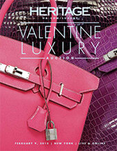 Catalog cover for 2015 February 9 Luxury Accessories Valentine Signature Auction - New York