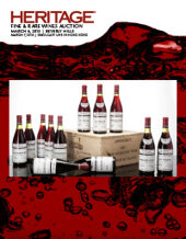 Catalog cover for 2015 March 6 - 7 Fine & Rare Wine Signature Auction - Beverly Hills