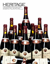 Catalog cover for 2015 December 4 - 5 Fine & Rare Wine Signature Auction - Beverly Hills
