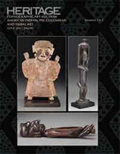 Catalog cover for 2016 July 8 Ethnographic Art:  American Indian Art , Pre-Columbian & Tribal Signature Auction - Dallas