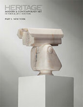 Catalog cover for 2015 October 28 Modern & Contemporary Art Part I : New York Signature Auction - New York
