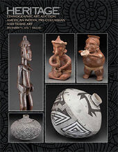 Catalog cover for 2016 December 13 Ethnographic Art: American Indian Art , Pre-Columbian & Tribal Art Signature Auction - Dallas