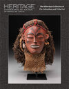 2016 September 16 The Silberman Collection of Pre-Columbian and Tribal Art Signature Auction - Dallas #5282