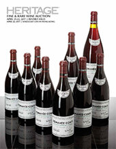 Catalog cover for 2017 April 21 - 22 Wine Signature Auction - Beverly Hills