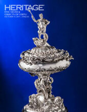 Catalog cover for 2017 October 12 Silver & Vertu Signature Auction - Dallas