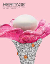 Catalog cover for 2018 June 11 Jewelry Signature Auction - Chicago