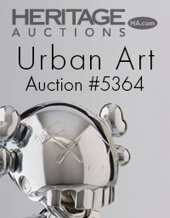 Catalog cover for 2017 November 6 Urban Art Signature Auction - Beverly Hills