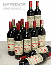 Catalog cover for 2018 September 14 - 15 Fine & Rare Wine Signature Auction - Beverly Hills
