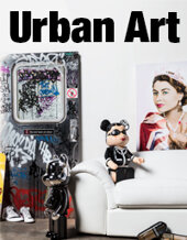 Catalog cover for 2019 March 18 Urban Art Signature Auction - Dallas
