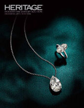 Catalog cover for 2019 December 8 Holiday Fine Jewelry Signature Auction - New York