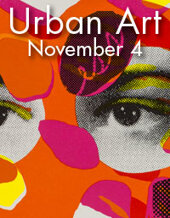 Catalog cover for 2019 November 4 Urban Art Signature Auction - Beverly Hills