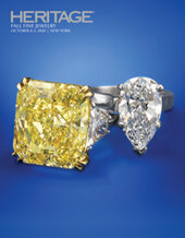 Catalog cover for 2020 October 4 - 5 Fall Fine Jewelry Signature Auction - Dallas