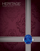 Catalog cover for 2020 December 7 Holiday Fine Jewelry Signature Auction - Dallas